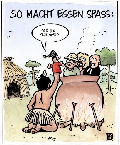 Gar von Harm Bengen | Medien & Kultur Cartoon | TOONPOOL