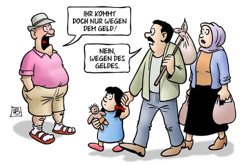 Genitiv von harm bengen politik cartoon toonpool for Genitiv deutsch lernen