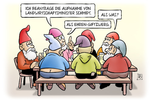 schneeflittchen cartoon