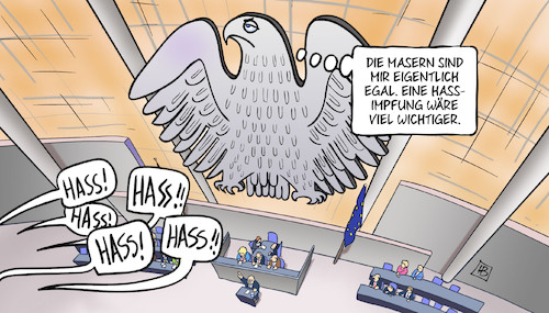 Hass-Impfung