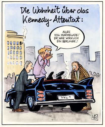 attentat kennedy: