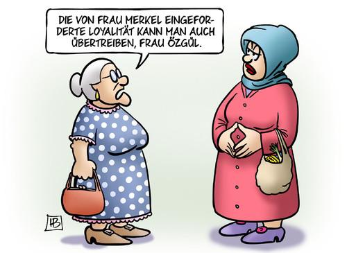 Loyalität Türkisch
