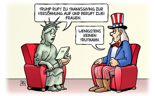 Trump-Thanksgiving