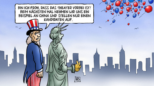 wahlen in usa