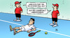 Cartoon: Tennis-Manipulationen (small) by Harm Bengen tagged ball,tennis,manipulationen,schmiergeld,wettmafia,wetten,bestechung,harm,bengen,cartoon,karikatur