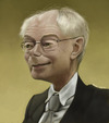 Cartoon: Herman Van Rompuy (small) by jonesmac2006 tagged herman,van,rompuy,caricature