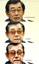 Cartoon: everything s under tepcoNTROL (small) by nootoon tagged japan,tepco,nuclear,desaster,nootoon