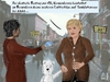 Cartoon: Klimagipfel II (small) by Dadaphil tagged klimagipfel,climate,airstrike,luftschlag,kundus,polar,bear,eisbär,copenhagen,kopenhagen,merkel,interview