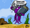 Cartoon: Walurnen (small) by Grayman tagged walurne