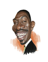 Cartoon: Eddie Murphy (small) by rocksaw tagged caricature,eddie,murphy