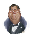 Cartoon: John Candy (small) by rocksaw tagged caricature,john,candy