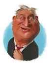 Cartoon: Rodney Dangerfield (small) by rocksaw tagged rodney,dangerfield
