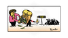 Cartoon: Deal.. (small) by ismail dogan tagged migrations