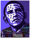 Cartoon: OBAMA (small) by ismail dogan tagged obama