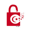 Cartoon: THE REVOLT !.. (small) by ismail dogan tagged tunisia