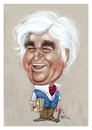 Cartoon: Aziz Nesin (small) by Halil I YILDIRIM tagged aziz,nesin