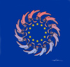 Cartoon: eu (small) by zluetic tagged eu
