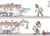 Cartoon: Death penalty (small) by awantha tagged death,penalty