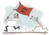 Cartoon: May Day (small) by awantha tagged may day