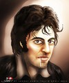 Cartoon: Al Pacino (small) by saadet demir yalcin tagged saadet,alpacino
