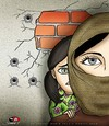 Cartoon: Bullet Scar (small) by saadet demir yalcin tagged saadet,sdy,bullet