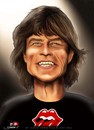 Cartoon: Happy Birthday Mick Jagger (small) by saadet demir yalcin tagged saadet,sdy,mickjagger