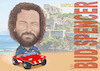 Cartoon: BUD SPENCER (small) by T-BOY tagged bud,spencer