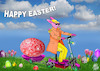 Cartoon: HAPPY EASTER (small) by T-BOY tagged happy,easter
