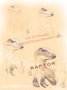 Cartoon: RAPTOR (small) by T-BOY tagged raptor