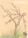 Cartoon: SPRING (small) by T-BOY tagged spring