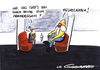 Cartoon: . (small) by LA RAZZIA tagged fitness,sport,dinner,abendessen,muskelprotz
