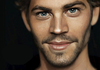 Cartoon: Paul Walker Portrait (small) by K E M O tagged kemo,art,paul,walker,portrait,film,actor,movie