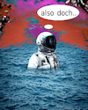 Cartoon: neulich auf dem mars (small) by wheelman tagged astronaut,mars