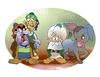 Cartoon: c (small) by neseevitan tagged sos