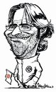 Cartoon: Jürgen Klopp (small) by stieglitz tagged jürgen,klopp,kloppo,karikatur,caricature,cartoon,comic,zeichnung,karrikatur,cl,champions,league,borussia,dortmund,bvb,dfb,pokalfinale,finale,endspiel,fcb,bayern,münchen,munich,pep,guardiola