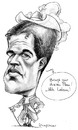Cartoon: Michael Ballack (small) by stieglitz tagged michael,ballack,karikatur,caricature