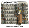 Cartoon: Pfand (small) by Hannes Richert tagged bettler,mann,bier,alkohol,obdachlos,pfand,pfandsammler