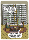 Cartoon: Wein (small) by Hannes Richert tagged wein,regal,lesen,saufen,trinken