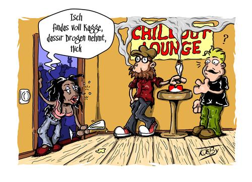 Neulich auf ner Studenten-Party von Toeby | Medien ...