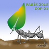 Cartoon: COP 21 PARIS (small) by adancartoons tagged cambio,climatico