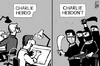 Cartoon: Charlie Hebdo (small) by sinann tagged charlie,hebdo,terrorists