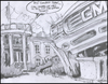 Cartoon: cartunemans first up pics (small) by cartuneman tagged cartooning