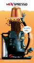 Cartoon: WHAT ELSE ? (small) by ALEX gb tagged menspresso,coffee,men,sex,george,clooney,commercial