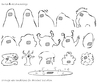 Cartoon: darwins evolution (small) by bläulich tagged darwin evolution burka child marriage