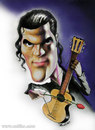 Cartoon: antonio banderas (small) by zaliko tagged antonio,banderas