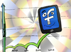 Cartoon: Facebook mobiles revenus sautent (small) by BinaryOptions tagged benefice,facebook,mobile,pub,publicitaires,actions,actif,boursier,option,binaire,options,binaires,trading,optionsclick,caricature,infos,news,actualites,nouvelles,affaires,financier