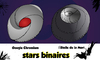 Cartoon: Stars Binaires (small) by BinaryOptions tagged star,etoiles,mort,chromium,google,caricature,comique,news,infos,nouvelles,actualites,optionsclick,affaires,compagnies,corporations,image