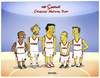 Cartoon: GNT (small) by gamez tagged basketball