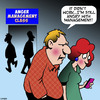 Cartoon: Anger management (small) by toons tagged anger,management,work,seminars