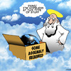 Cartoon: Dang (small) by toons tagged god,ikea,self,assembly,diy